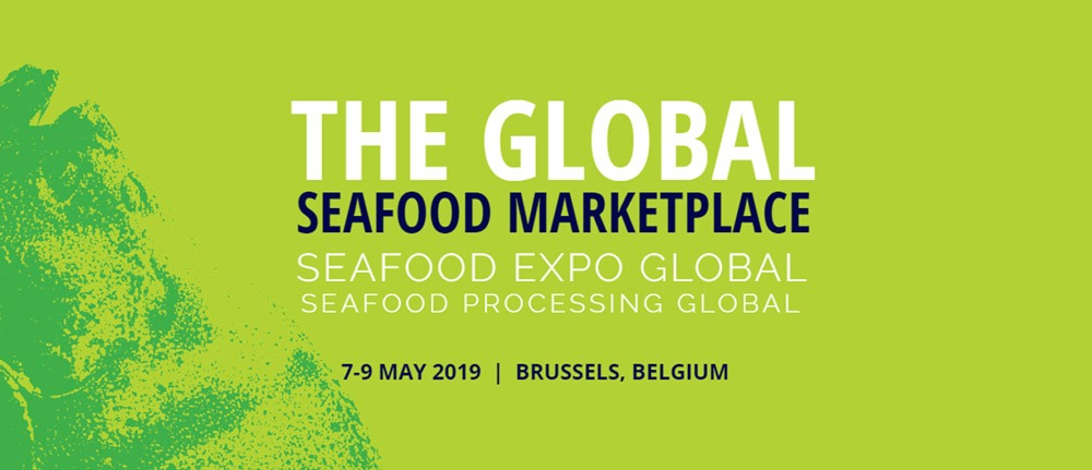 Inicia la Seafood Expo Global en Bruselas