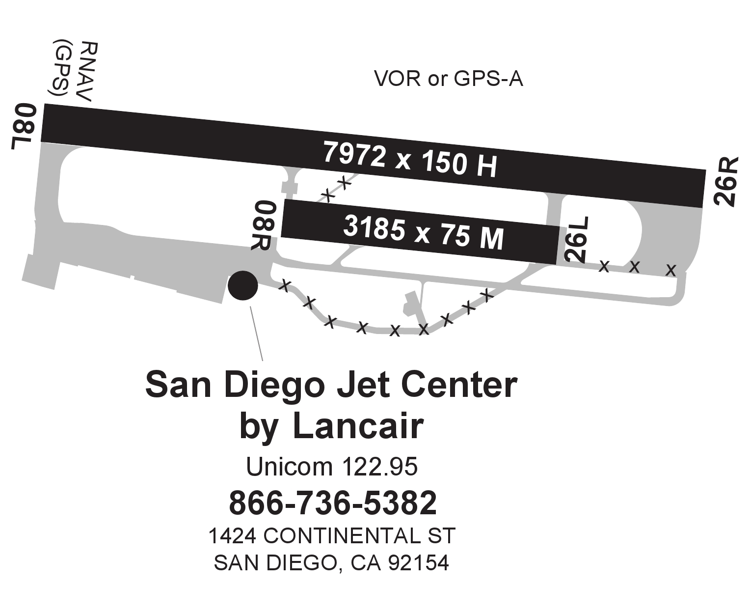 Sango Jet Center