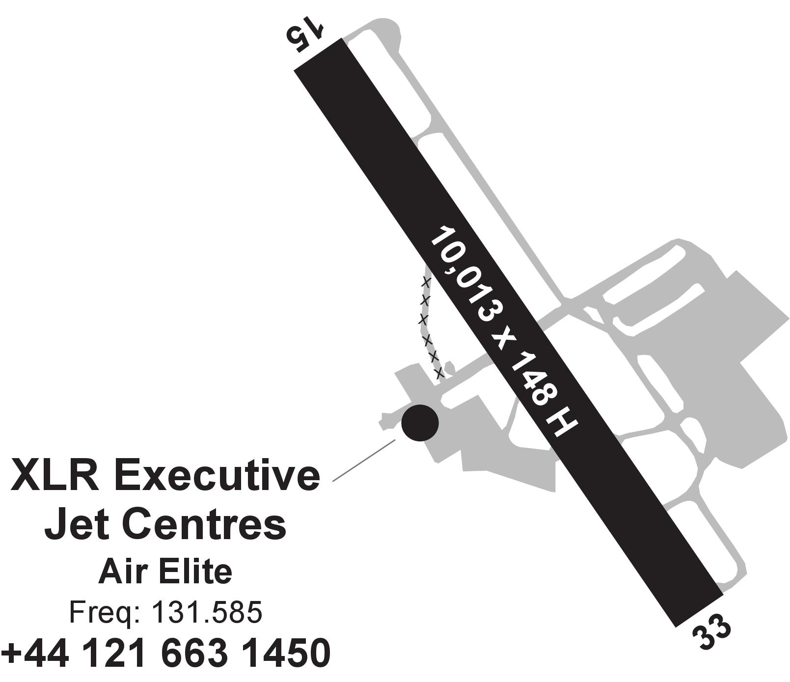 Xlr Executive Jet Centres