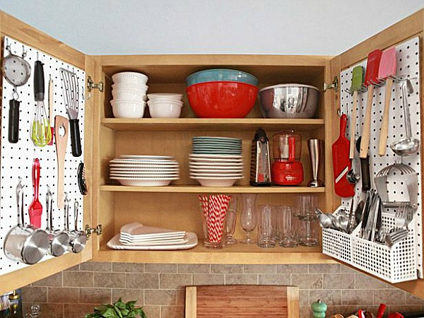 10 Ideas For Organizing A Small Kitchen- A Cultivated Nest
