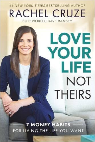 Love Your Life, Not Theirs- Top 10 Frugal Living Books- Want to change your finances? Then you need to read the right books! These 10 frugal living books will help you get control of your money! These make great gifts for college students, teenagers, and anyone wanting to improve their finances! | #saveMoney #frugal #ACultivatedNest