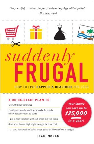 Suddenly Frugal- Top 10 Frugal Living Books- Want to change your finances? Then you need to read the right books! These 10 frugal living books will help you get control of your money! These make great gifts for college students, teenagers, and anyone wanting to improve their finances! | #saveMoney #frugal #ACultivatedNest