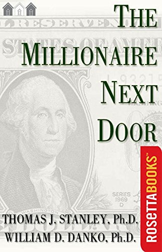 The Millionaire Next Door- Top 10 Frugal Living Books- Want to change your finances? Then you need to read the right books! These 10 frugal living books will help you get control of your money! These make great gifts for college students, teenagers, and anyone wanting to improve their finances! | #saveMoney #frugal #ACultivatedNest