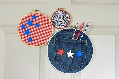 Americana Patriotic Color Schemes