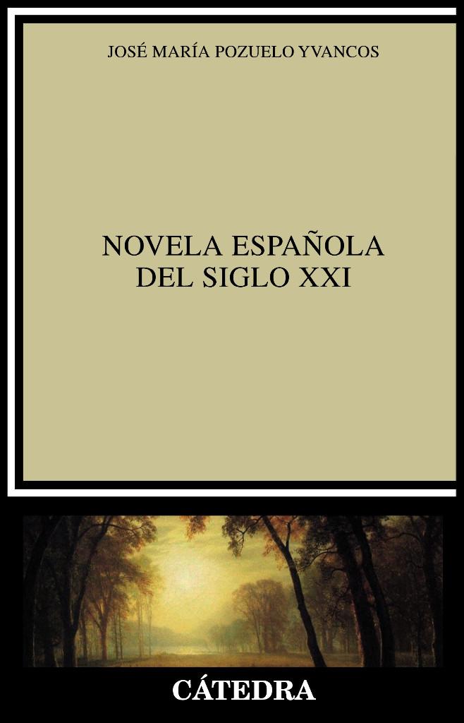 Novela Espñaola