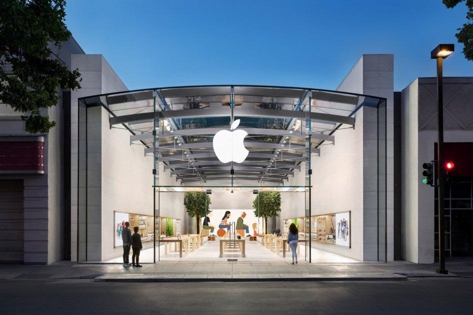 Apple em Palo Alto
