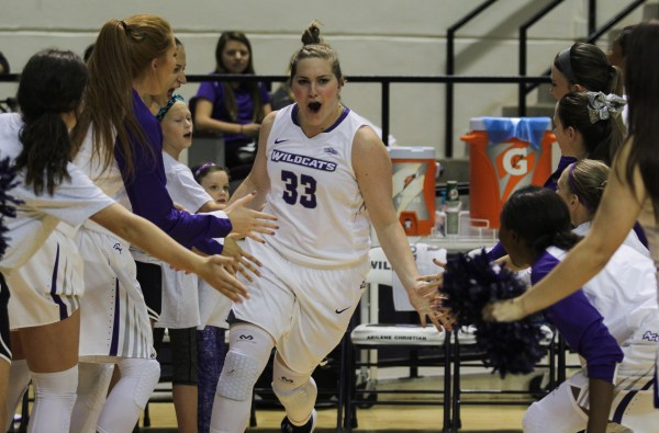 Women's basketball derails McMurry in opening exhibition ...