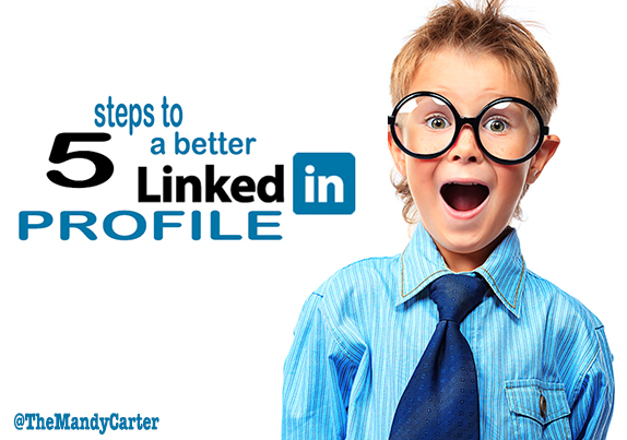 how to improve your LinkedIn profile today acupful.com