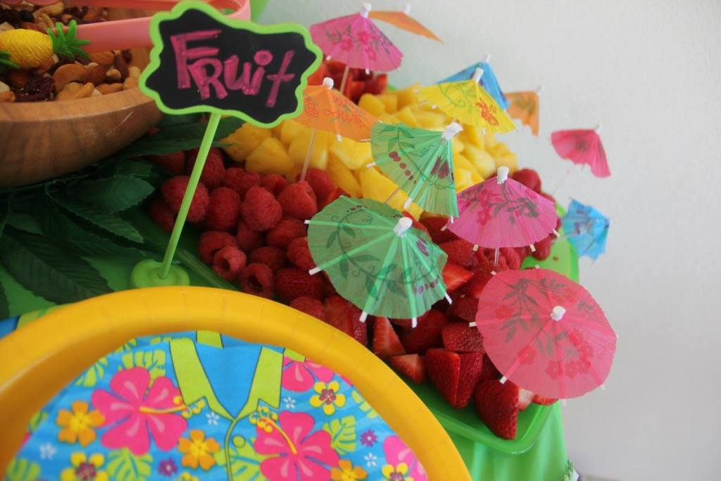 Luau Party Ideas from Mandy Carter at acupful.com #luau #party
