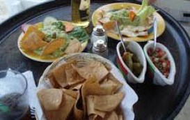 Authentic Mexican food at Nachi Cocom Cozumel Cruise Excursion from Mandy Carter at Acupful.com