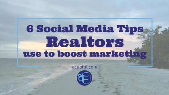 Social media tips for realtors-a-cupful-Mandy-Carter