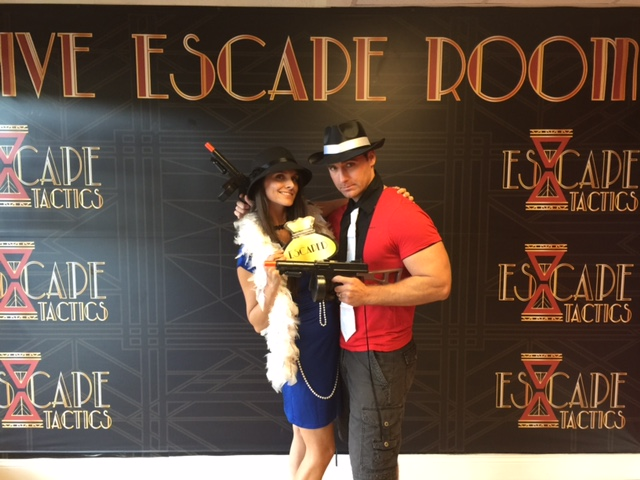 escape room fort myers, fl - escape tactics - a cupful of carters - tdate night in Southwest Florida