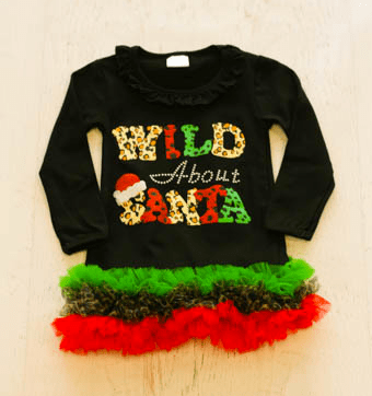 The Hairbow Company kids holiday clothes