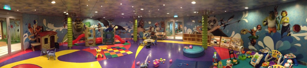 Allure of the Seas kids Program review