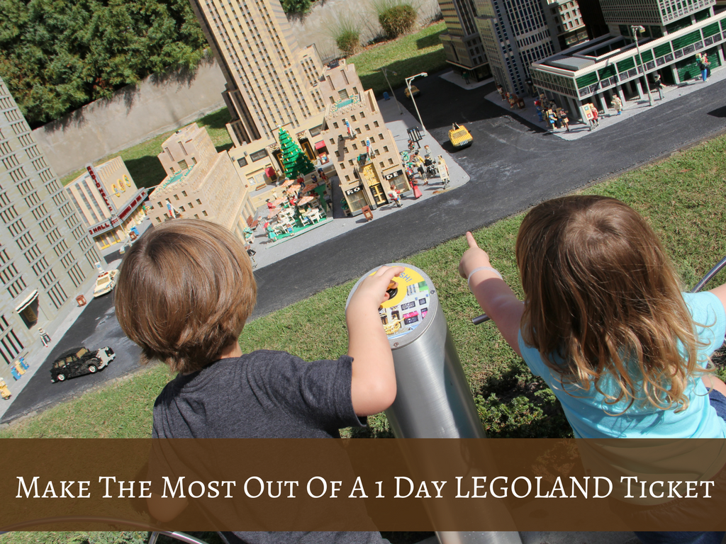 Legoland Florida tips for family vacation