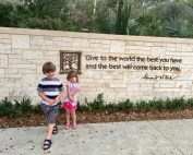Tips for visiting bok tower gardens with kids | Florida vacation deals | Central Florida | A Cupful of Carters | acupful.com |Things to do in Central Florida | LEGOLAND Florida | florida family attractions | Florida botanical gardens