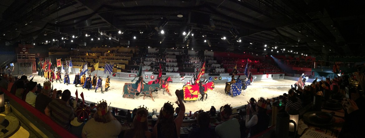 medieval times dinner show orlando florida | acupful.com | tips for medieval times | visit orlando | family travel florida | things to do with kids in orlando | mandy carter | Orlando dinner shows