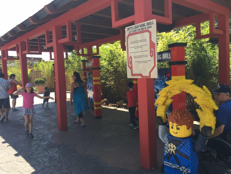 LEGOLAND Ninjao World | get to Ninjago first by staying at The Legoland Hotel | LEGOLAND FLORIDA | acupful.com | Mandy Carter | #BuiltForKids #Ninjago | Legoland Orlando tips