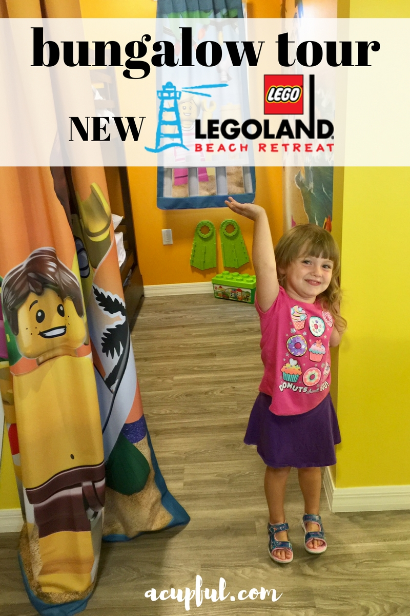LEGOLAND Beach Retreat hotel | legoland hotel | acupful.com | Mandy Carter - travel blogger | family friendly hotel | #brickbeach | Legoland Florida | family travel