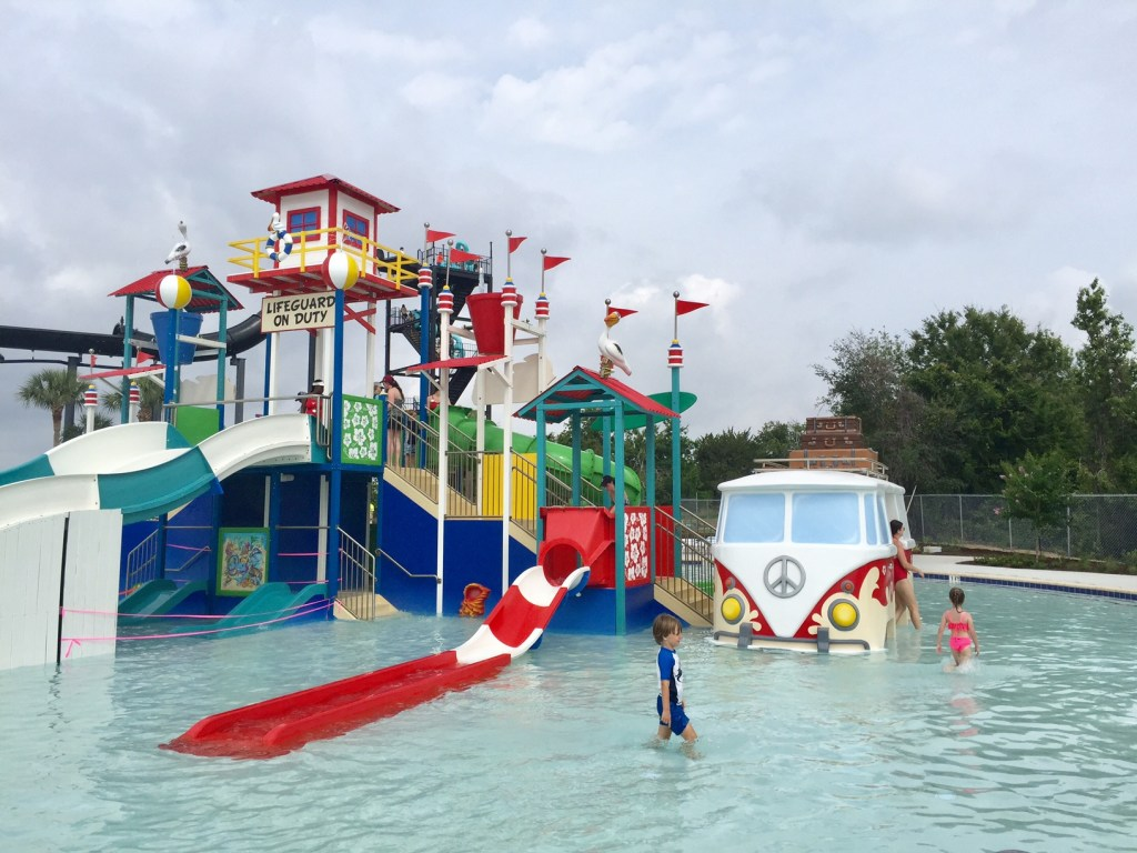 Jekyll Island with Kids | Vacation on the Golden Isles of Georgia | Family Travel | Acupful.com | 10 things to do with kids in Jekyll Island | #JekyllIsland | Mandy Carter travel writer & photographer | Jekyll Island Summer Waves Water Park