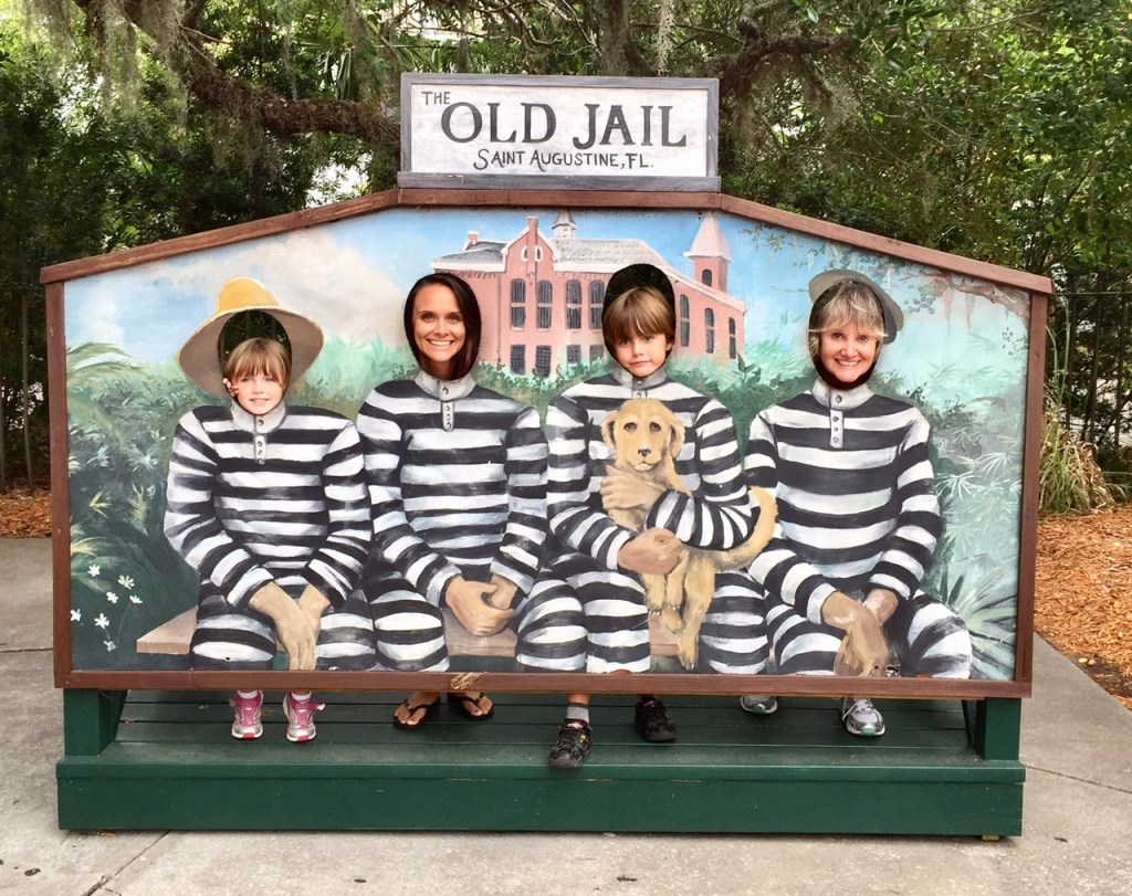 St Augustine Florida | Things to do with kids in St Augustine | Travel with kids | Family Travel Blog | Mandy Carter florida Travel writer | Acupful.com travel blog | Florida Travel | travel florida with kids | #SeeAllofFlorida | #LoveFl | #HistoricFloridaCoast