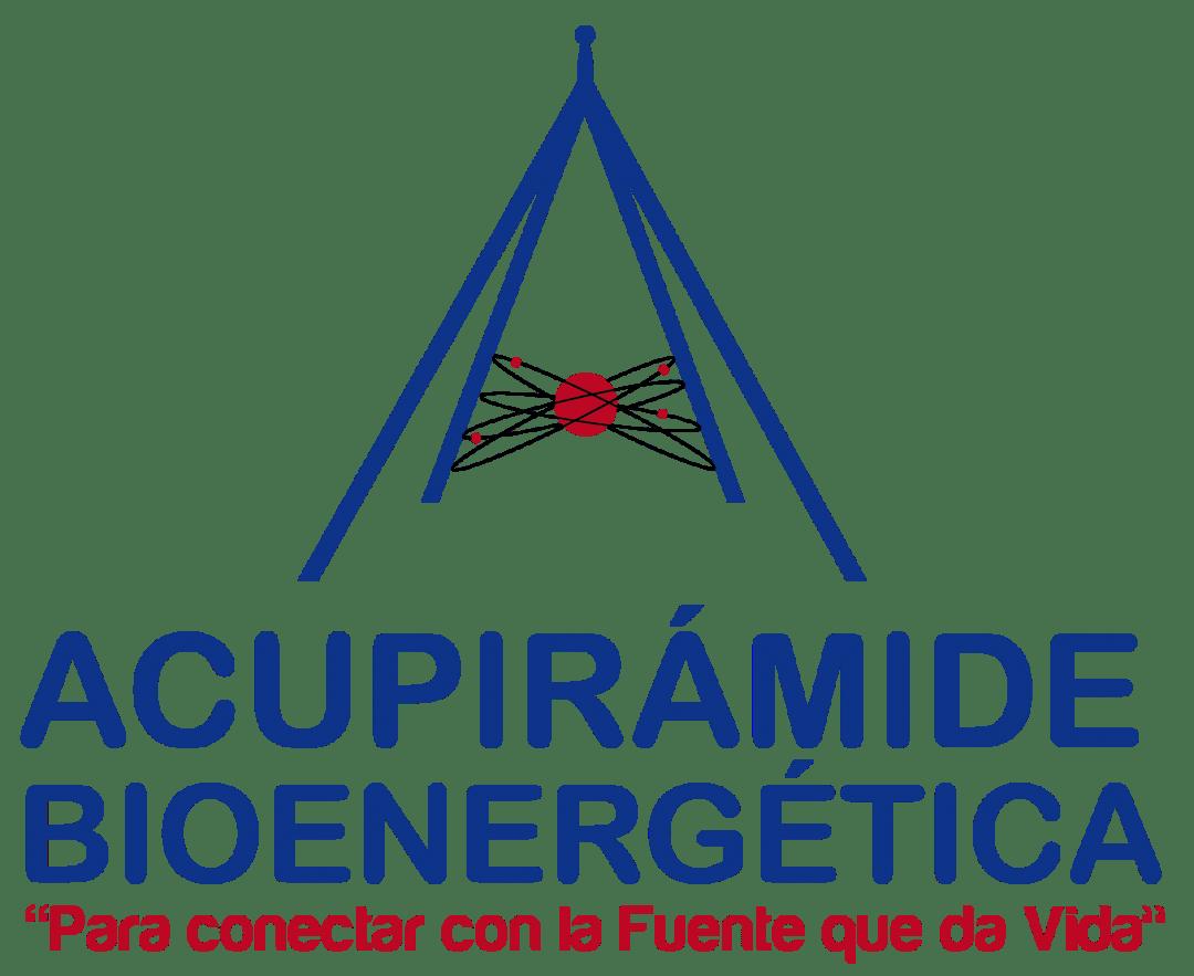Logo acupirámide bioenergética