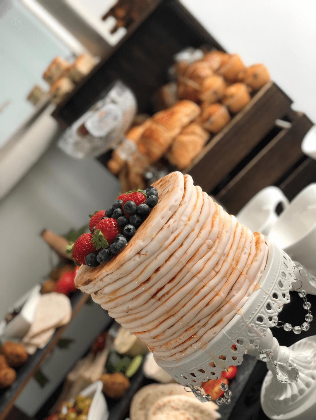 Pancake- Cake?