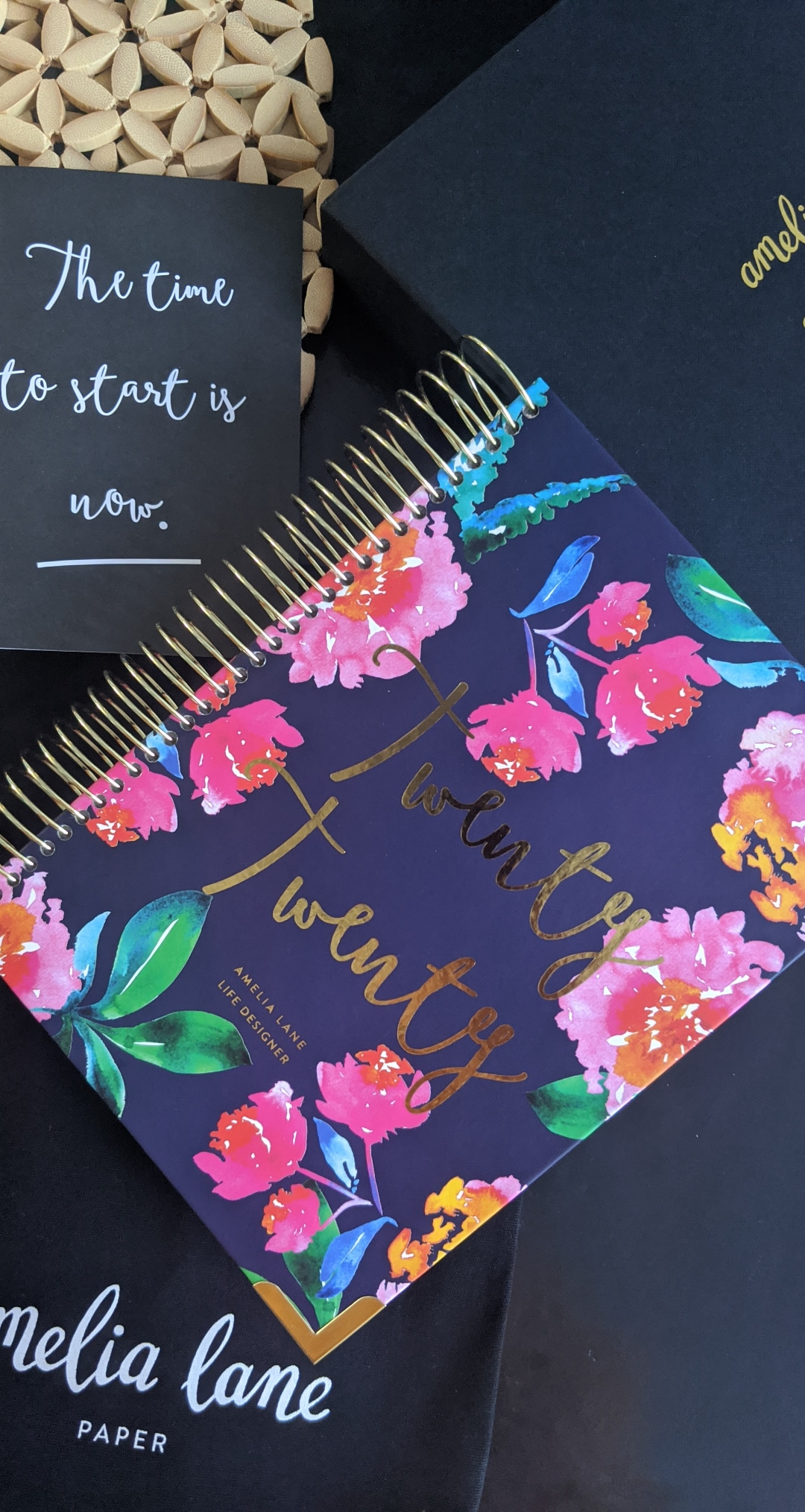 My Planner/Diary for 2020