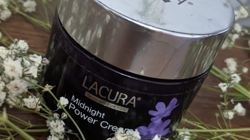 Lacura Midnight Power Night Cream- My Product Pick of the Month