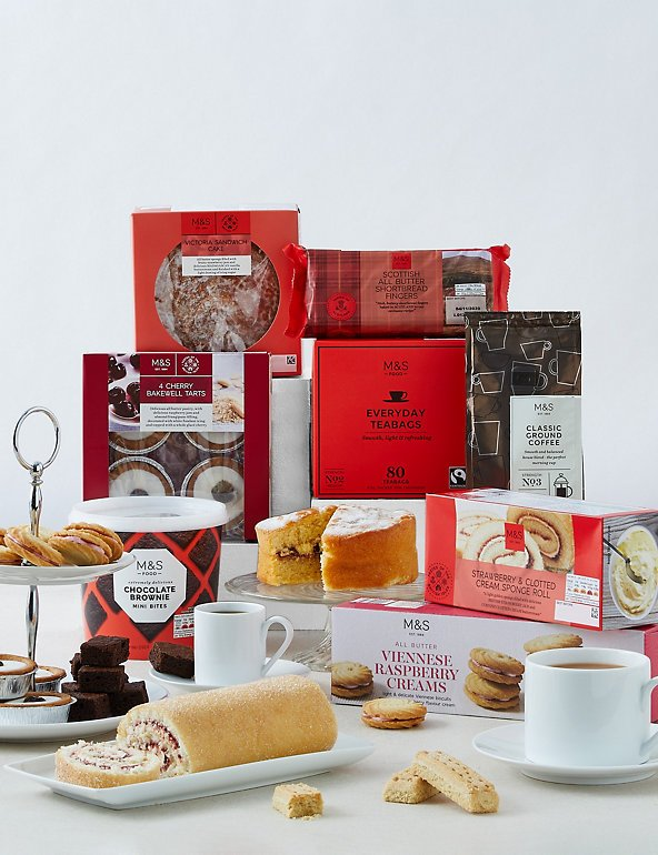 Ultimate Afternoon Tea Selection by M&S