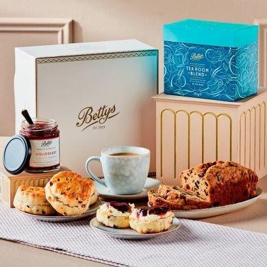 Afternoon Tea delivered to your Door…..