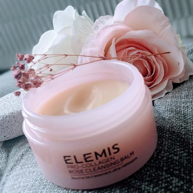 Elemis rose cleansing balm