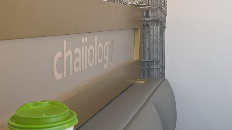 Chaiiology – Our first brekky Date after Lockdown