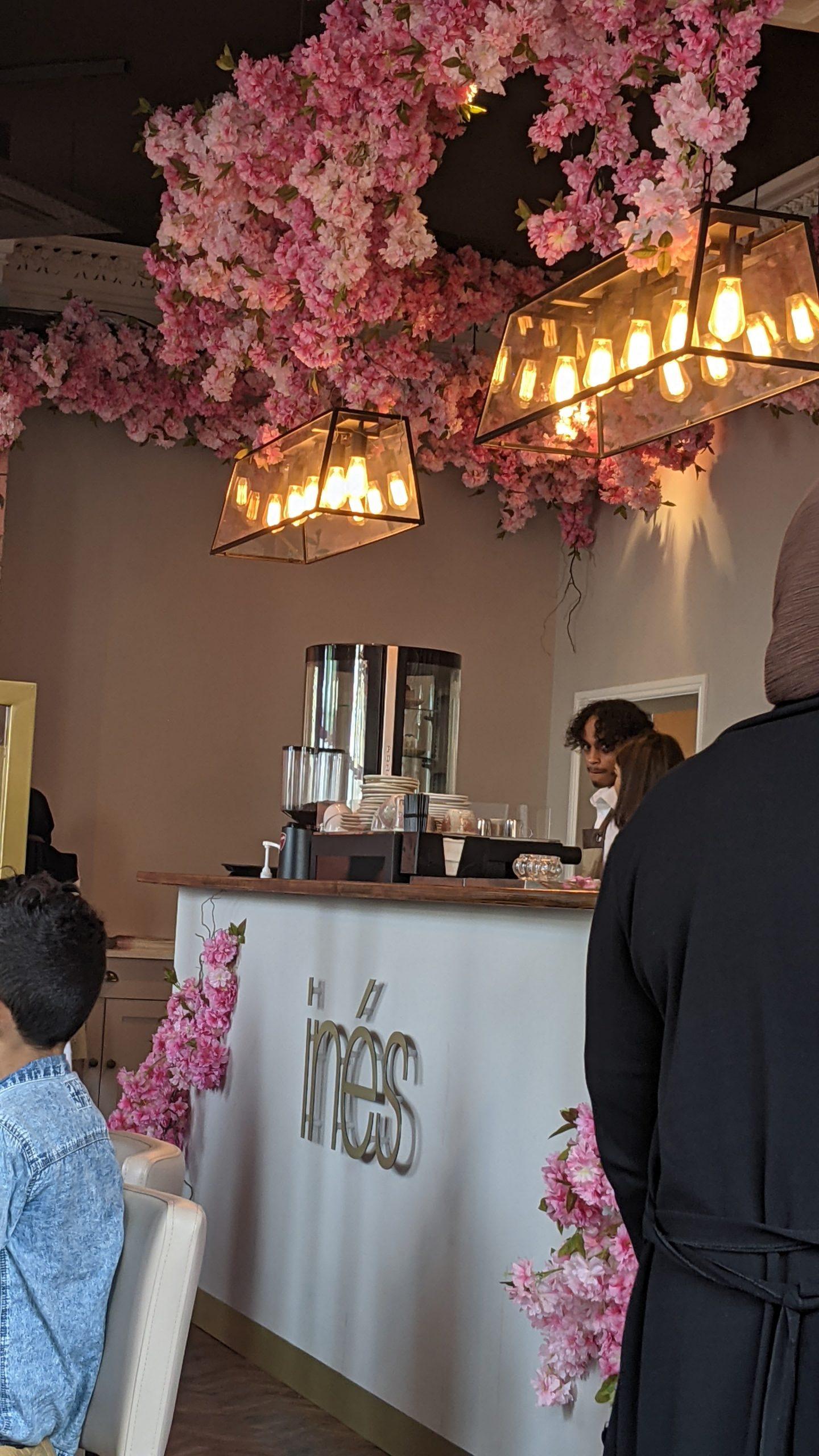 Ines- The New Instagrammable hotspot in Birmingham