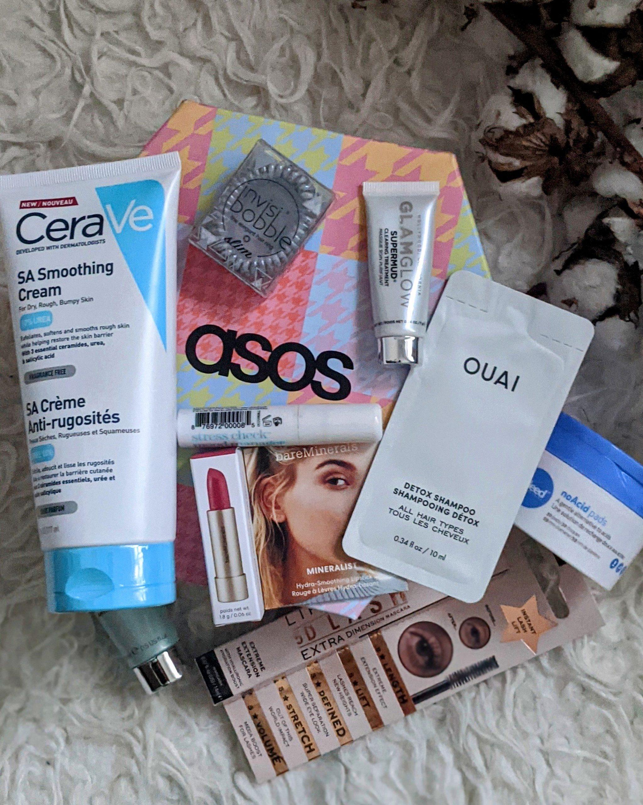 Asos Beauty Box- Lets take a look inside…