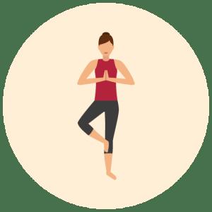 4 acu yoga poses to improve energy flow  integrative