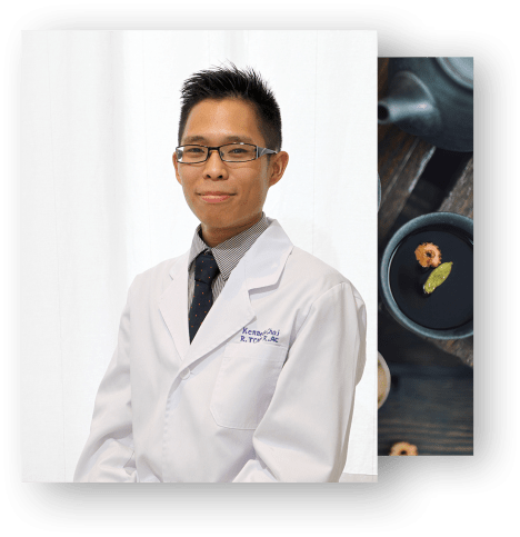 Photo of Kenneth Choi of Richmond Hill Acupuncture and Natural Therapy Clinic