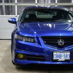 Jewel Eye Headlights On The 2008 Acura Tl Type S Acura Connected