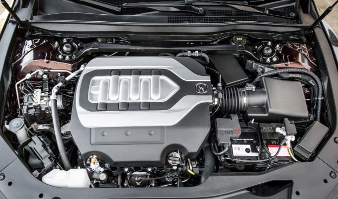 Acura 2019 RLX Engine