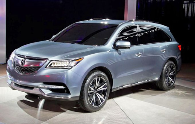 Acura MDX Release Date Redesign Price Acura Engine News - Acura mdx prices