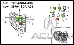 DIY AC Compressor CLUTCH RELAY Upgrade  AcuraZine  Acura Enthusiast Community
