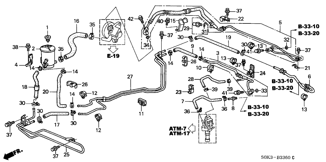 2002 Camry Starter Toyota
