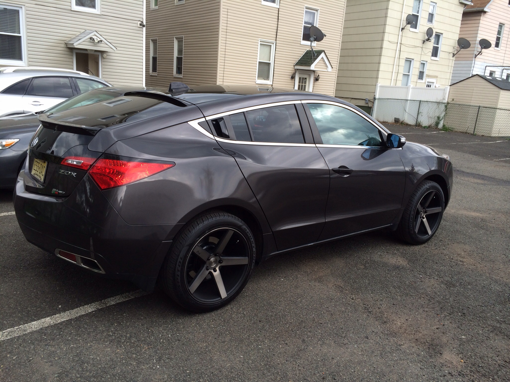 Official ZDX Aftermarket Wheeltire Thread With Pictures