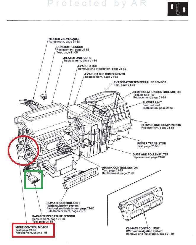 2007 acura tl navigation removal