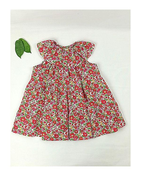 """Vestido de niña Liberty """"Carmen"""""""