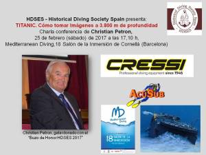 PETRON CARTEL CONFERENCIAS HDSES