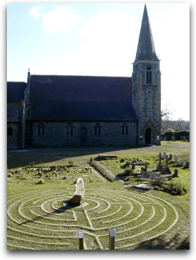 The Copthorne Labyrinth
