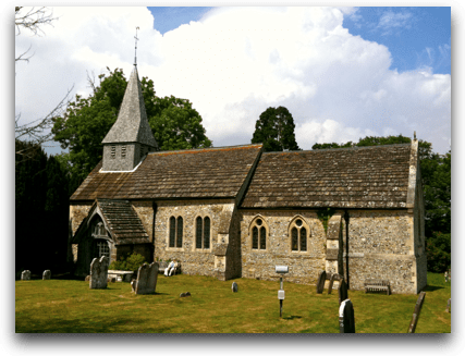 St Peter's, Woodmancote, nr Henfield