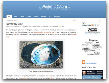 Click for Alastair's blog