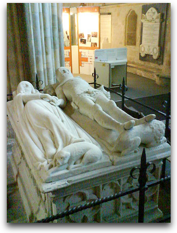 The Arundel Tomb - credit Tom Oates